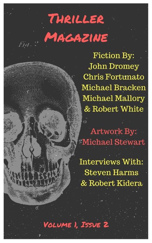 Thriller Magzine Issue 2