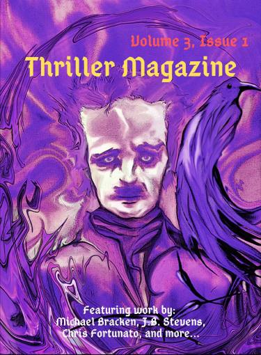 Thriller Magazine, Vol 3, Issue 1